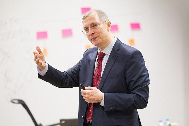 Евгений Плаксенков о гибких подходах к бизнесу